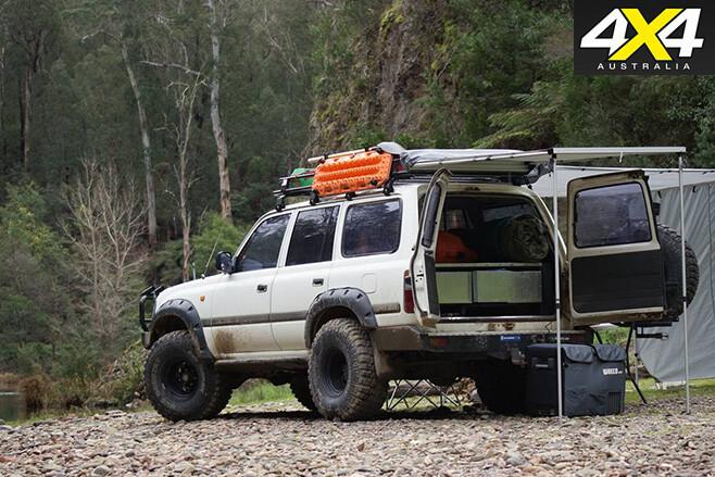 1992 80 series landcruiser gxl