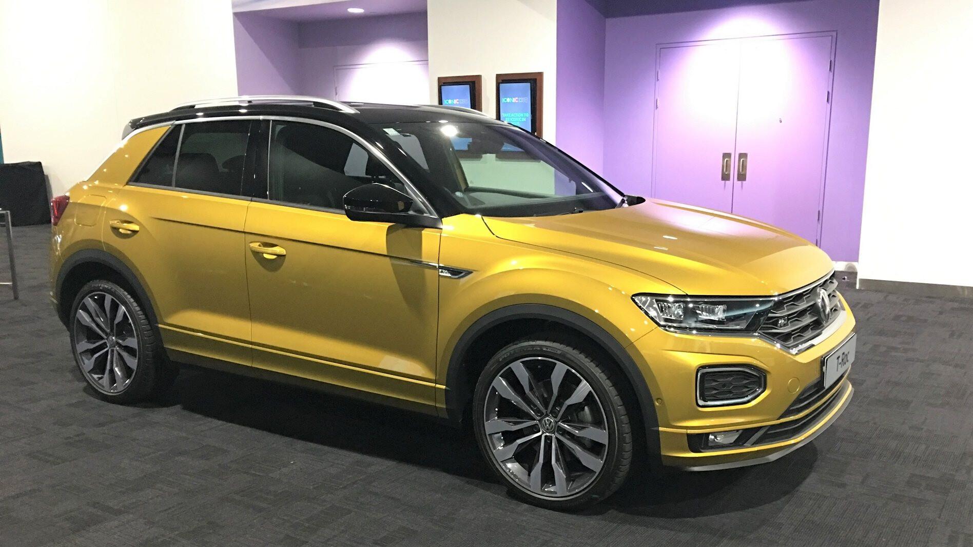 2020 Volkswagen T-Rok