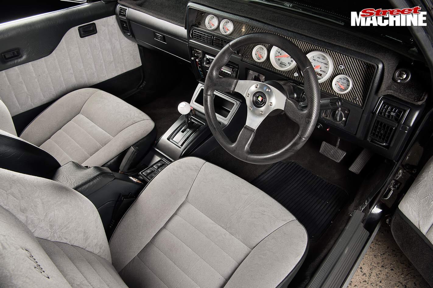 Demi Newcome Holden VK Commodore