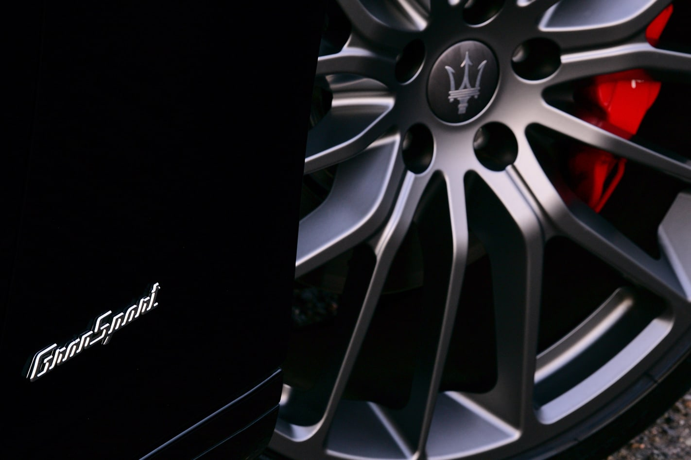 2018 Maserati Ghibli S GranSport  hweels