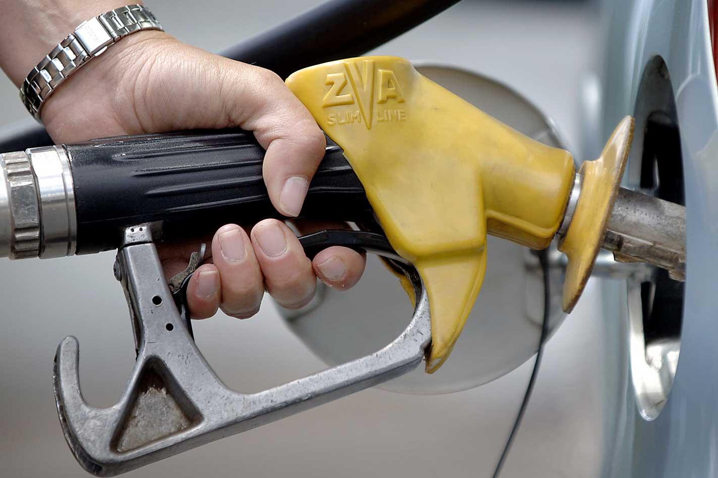 Wrong Fuel In Car Jpg