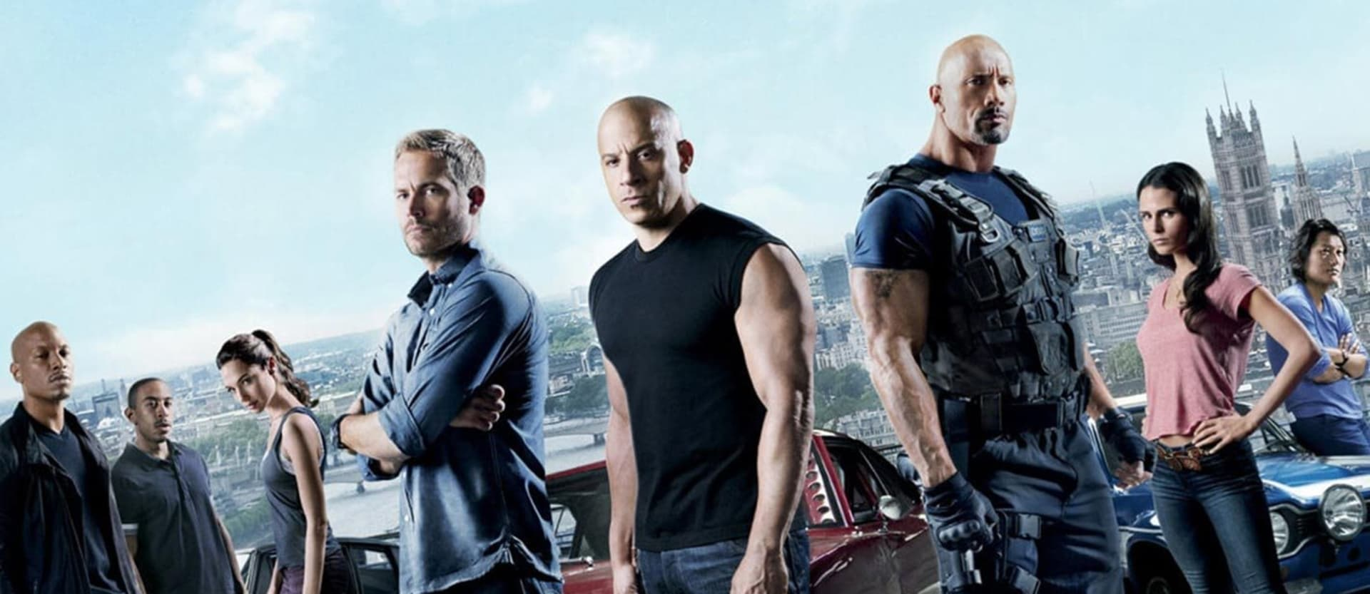 The Fast and the Furious films ranked