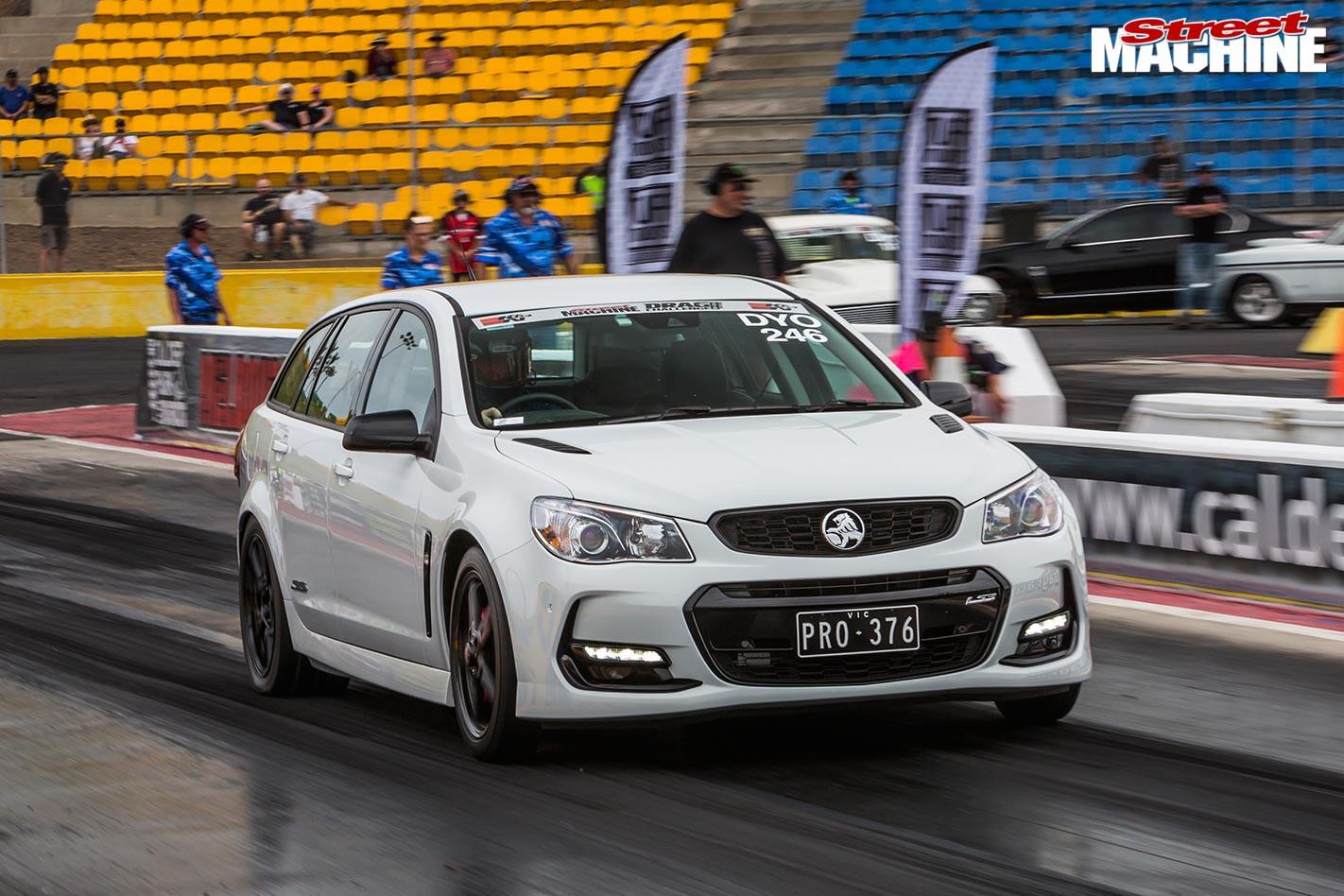 Holden VF Sportwagon