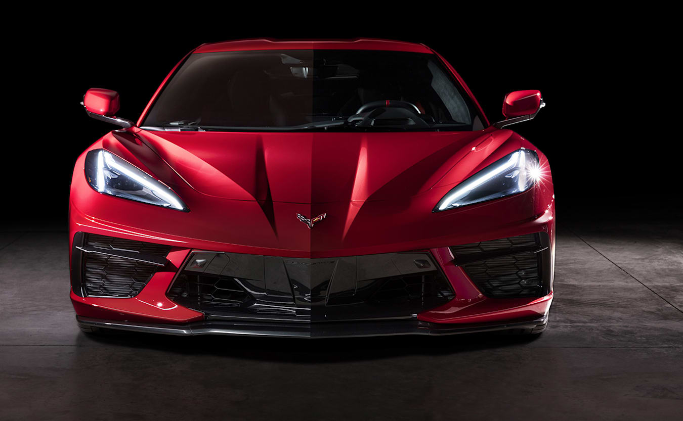 Aussie Corvette could be delayed