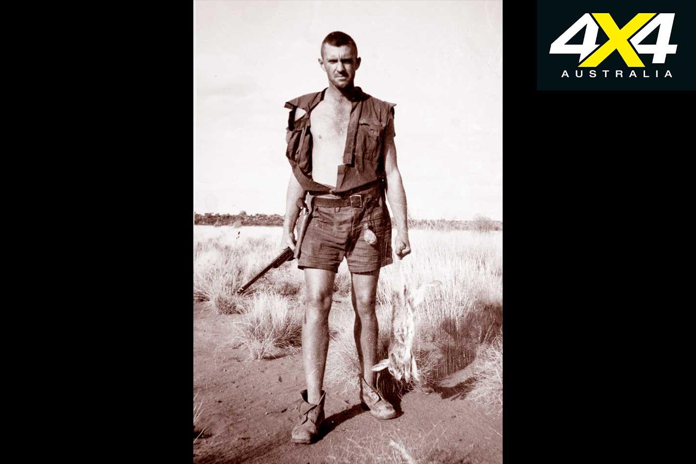 Len Beadell Army Uniform Modification Jpg