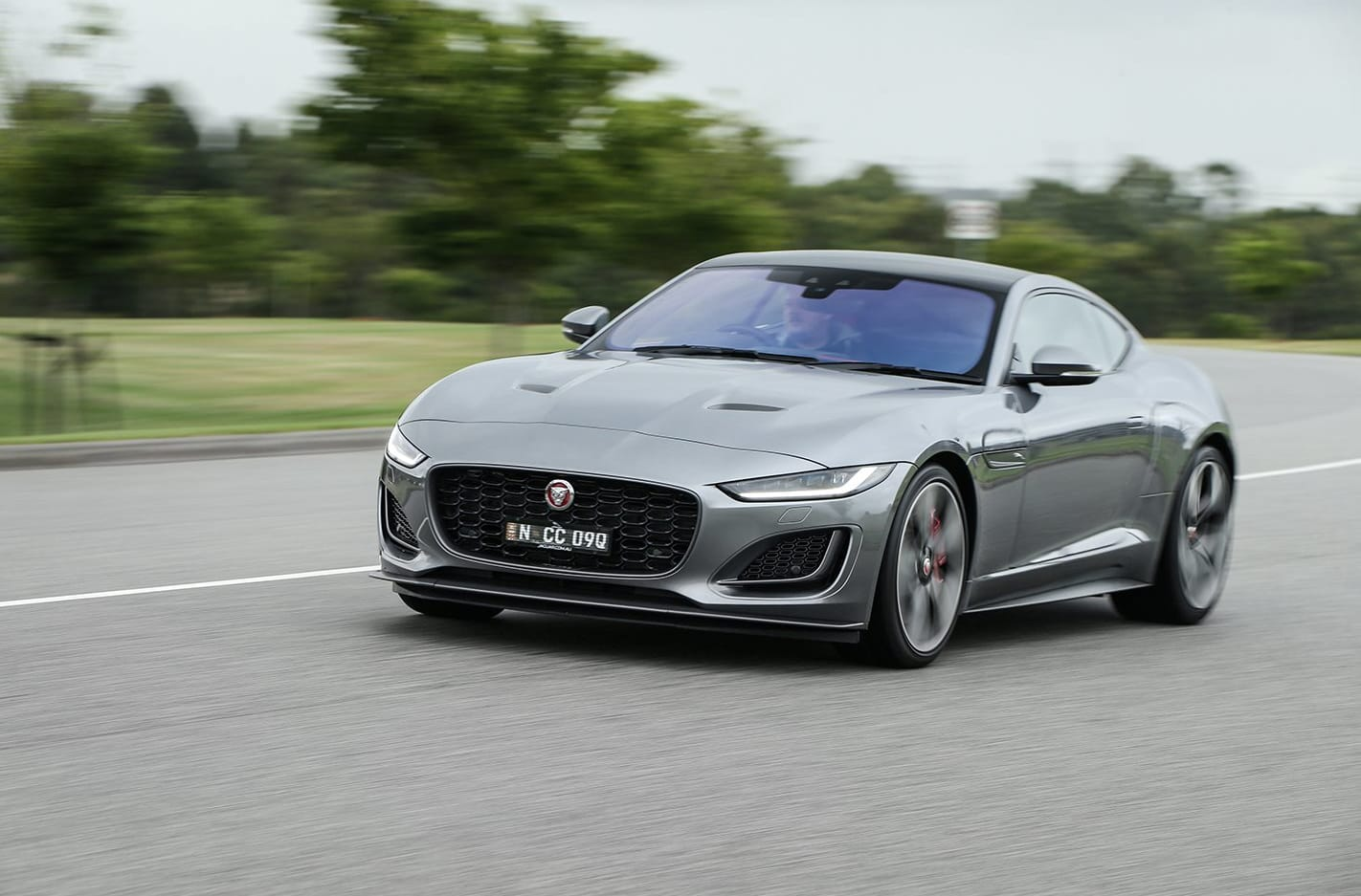 2021 Jaguar F-Type P380 First Edition review
