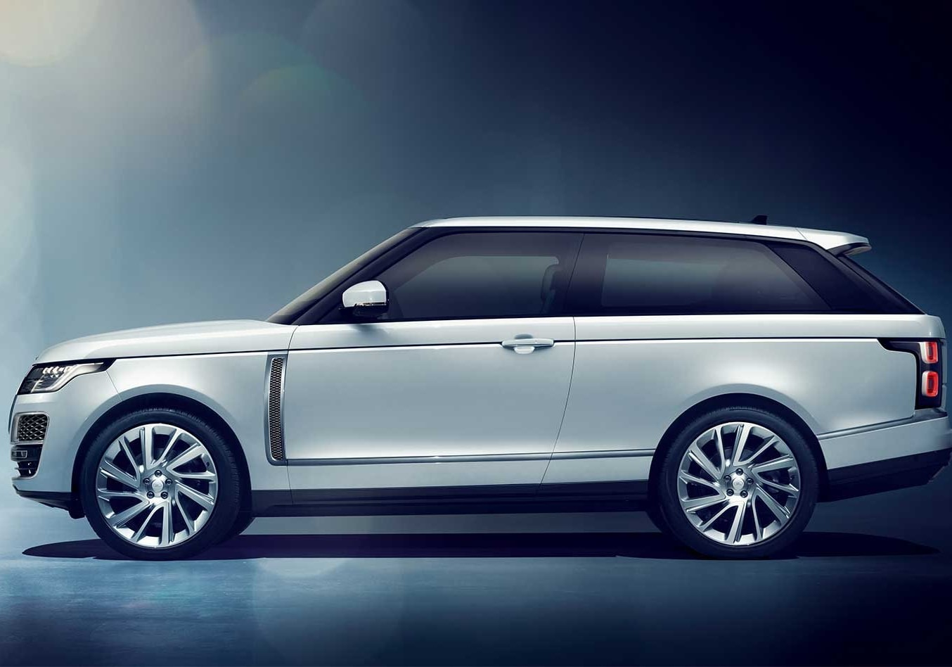 Range Rover SV Coupe side