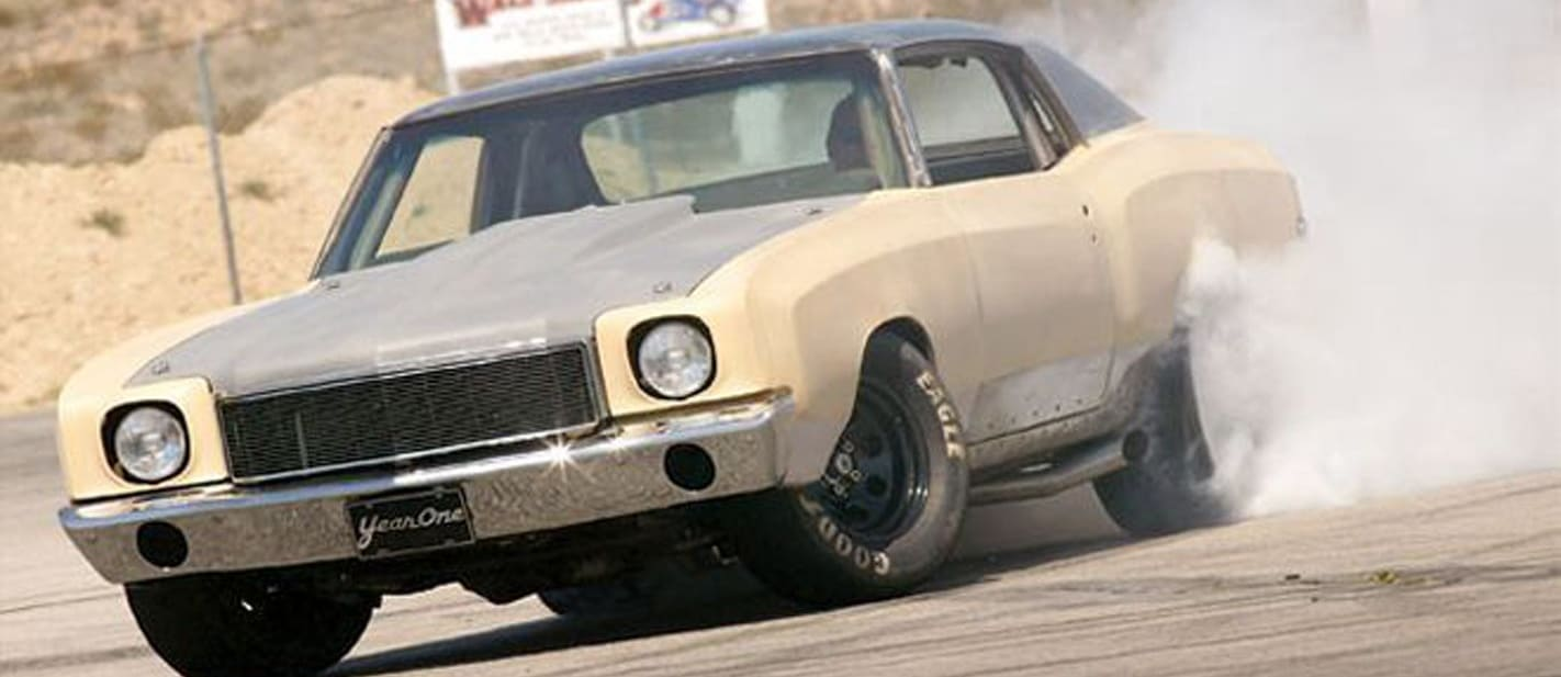 1971 Fast and Furious Monte Carlo for sale