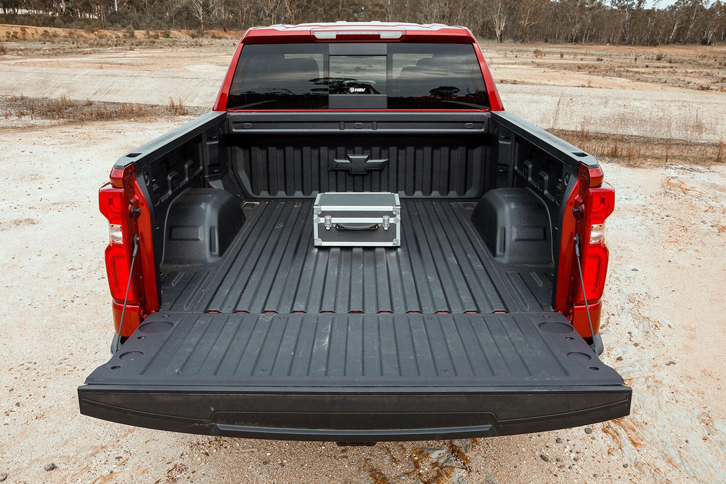 chev silverado rear tray