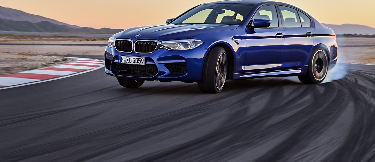 BMW's electrification to extend to M cars