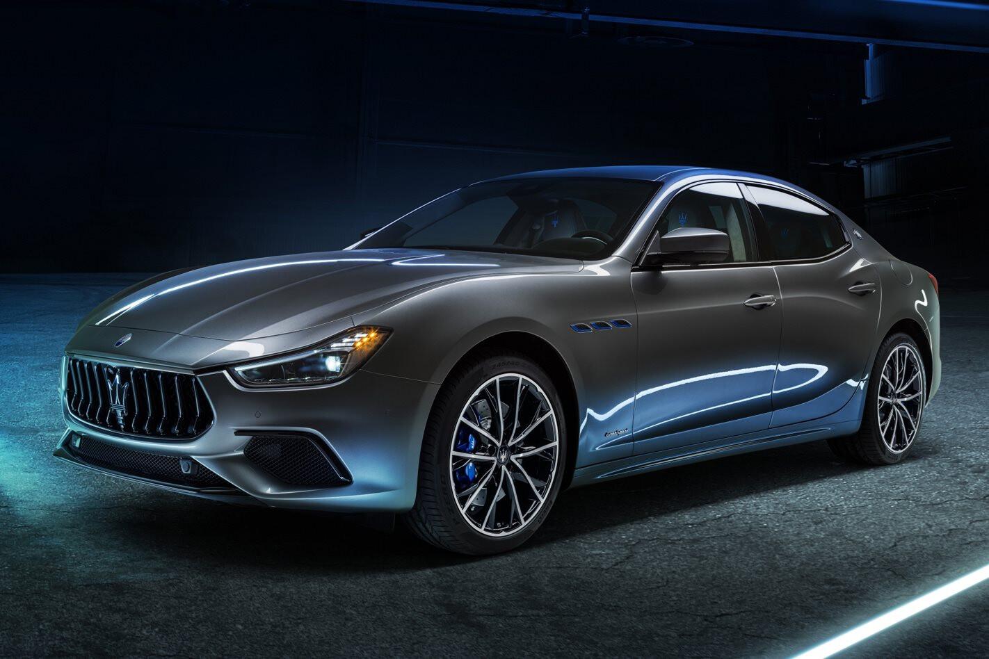 2020 Maserati Ghibli Hybrid
