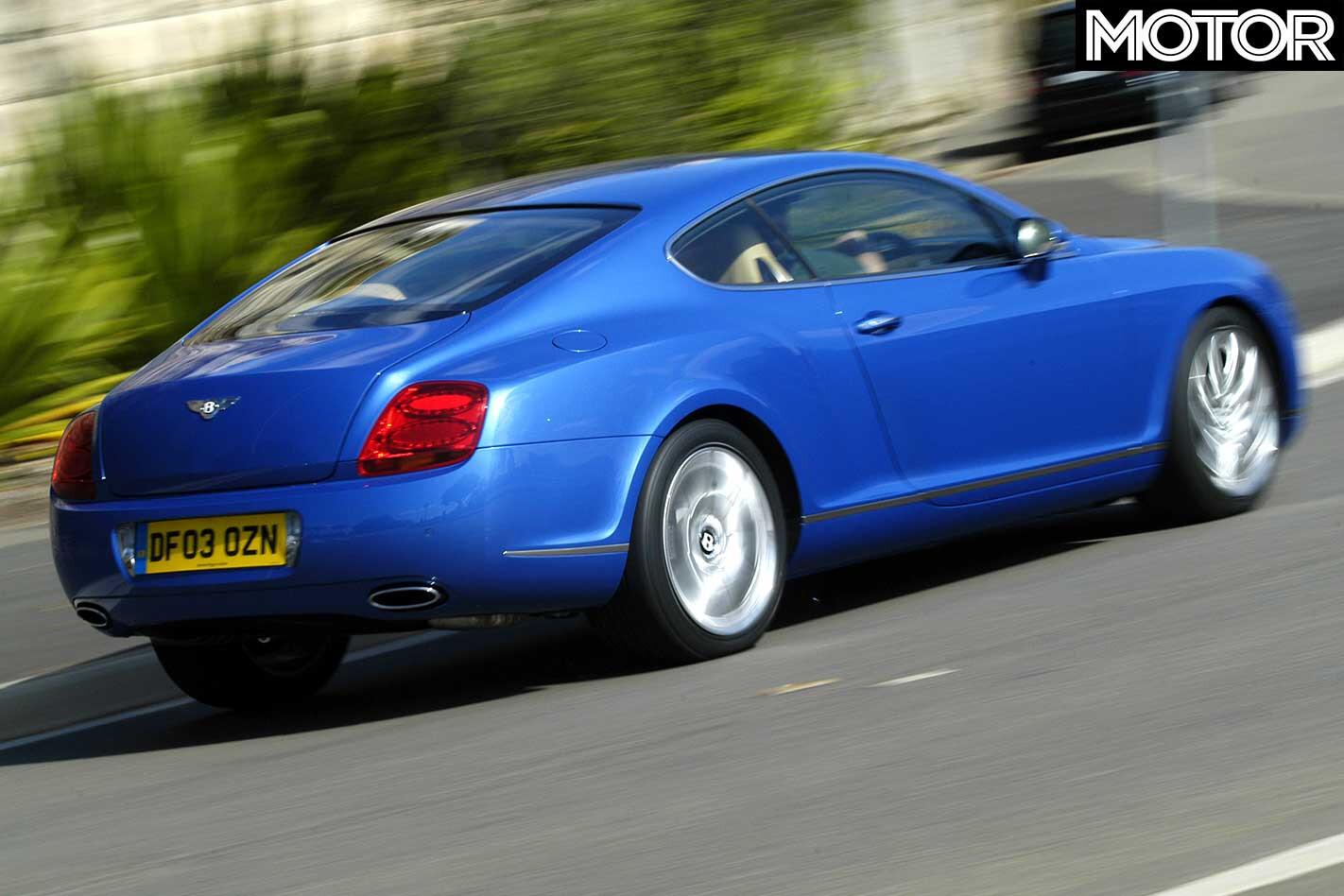 2004 Bentley Continental GT Performance Review Jpg