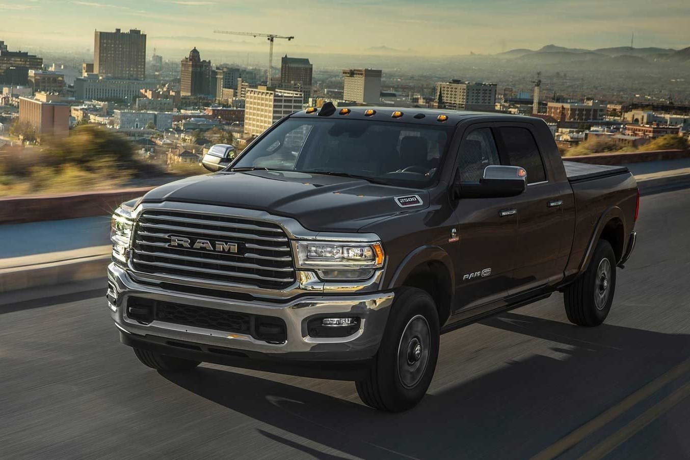 2019 Detroit Auto Show RAM 2500 3500 Heavy Duty unveiled