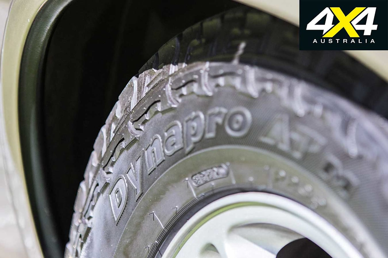 Hankook Dynapro At M Product Test Construction Jpg