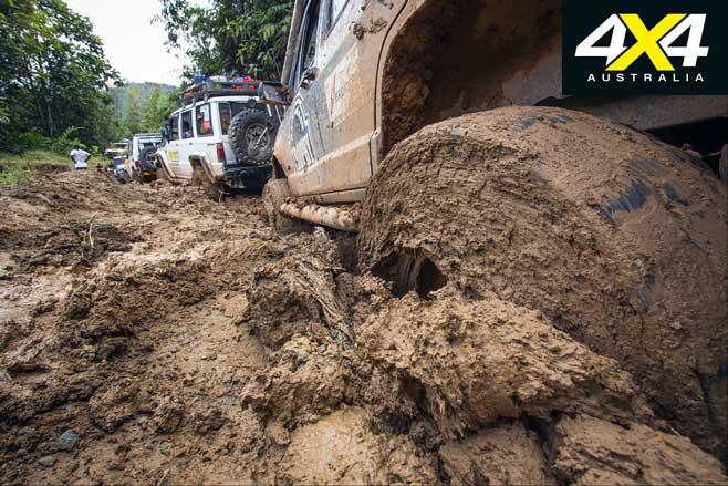 Rainforest Challenge Adventure Tour 2019 Mud Track Jpg