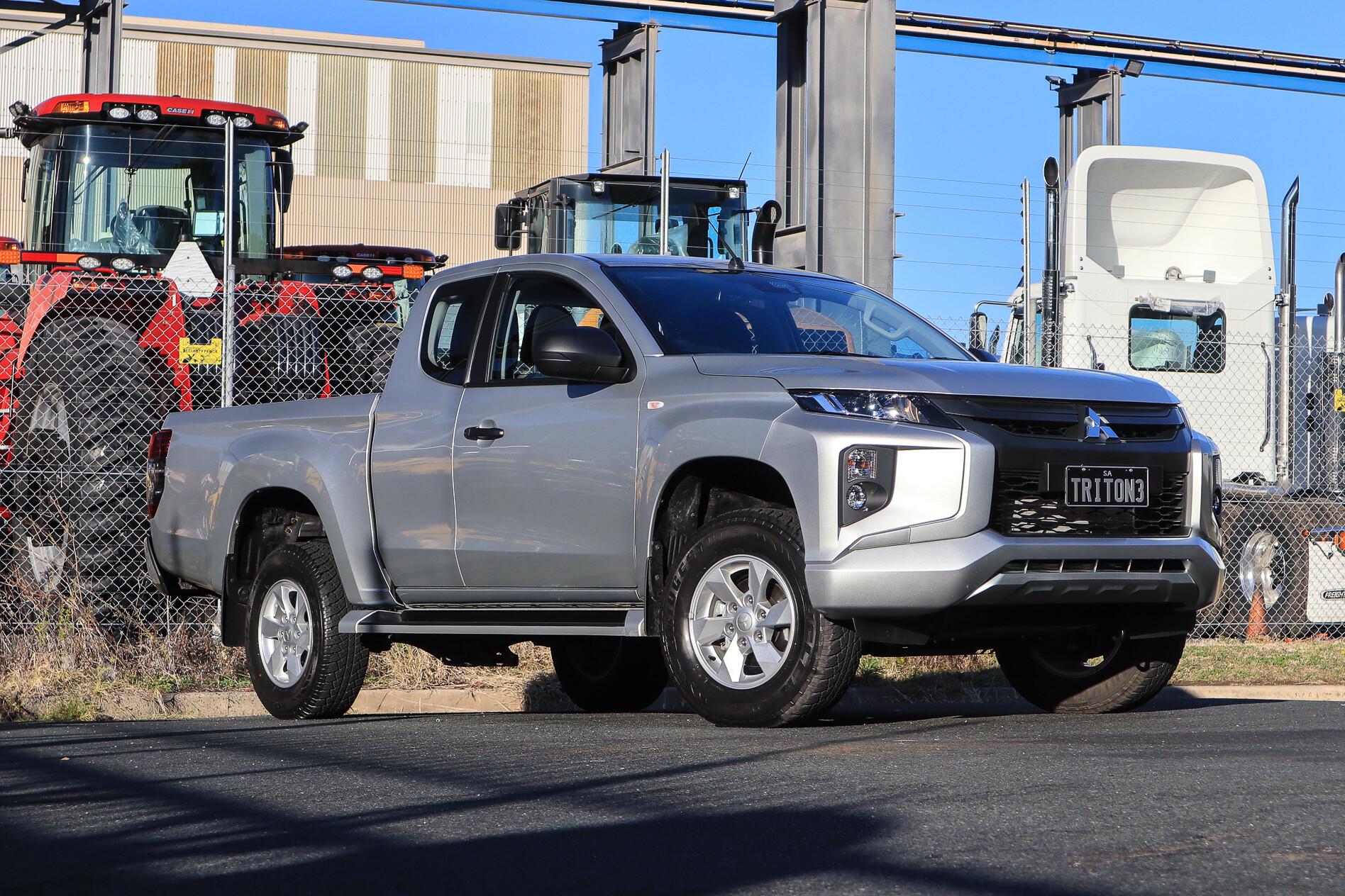 Mitsubishi Triton 2020