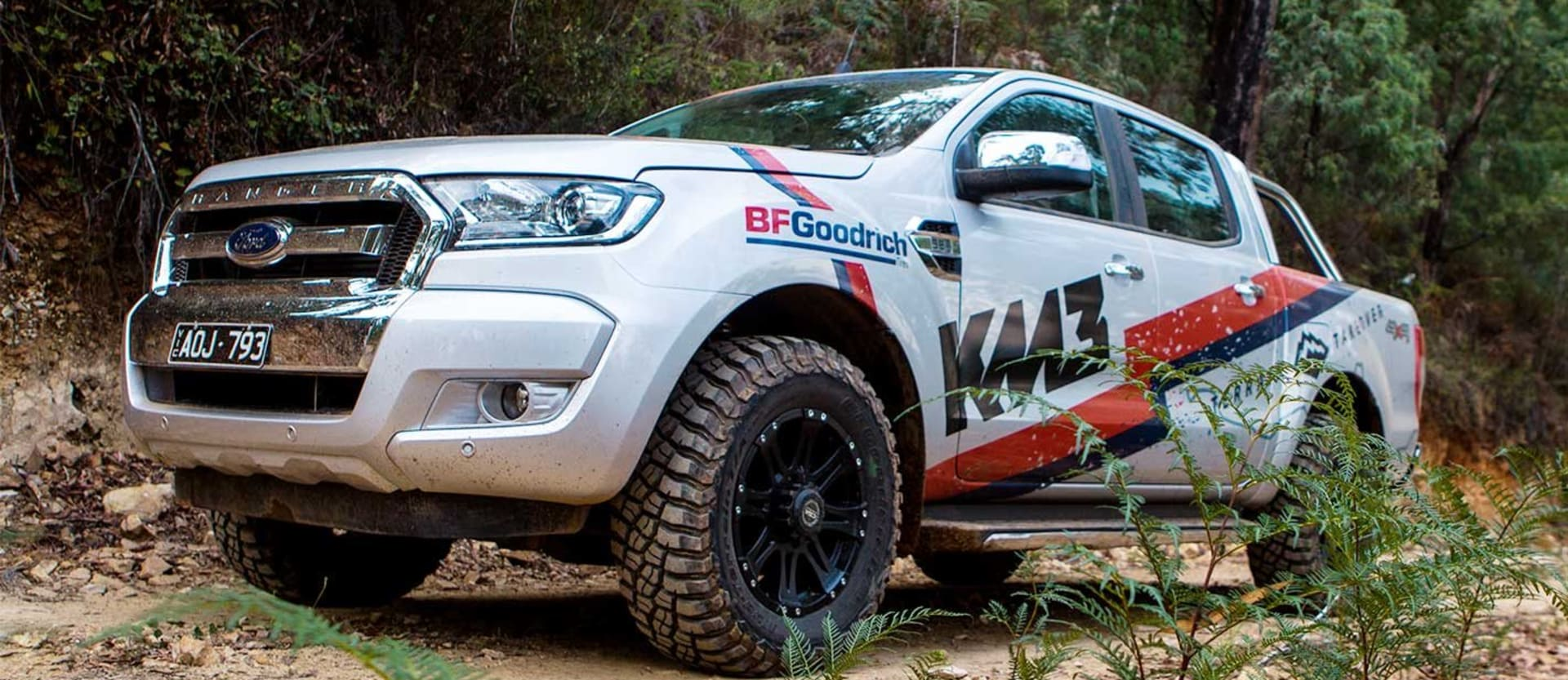 BFGoodrich KM3 Mud Terrain launches in the High Country news