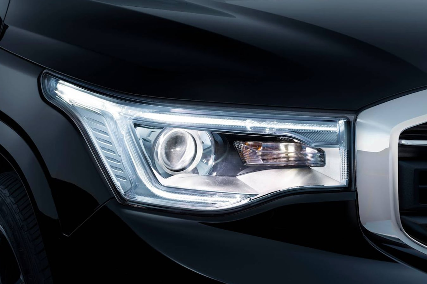 Holden Acadia Headlight Jpg