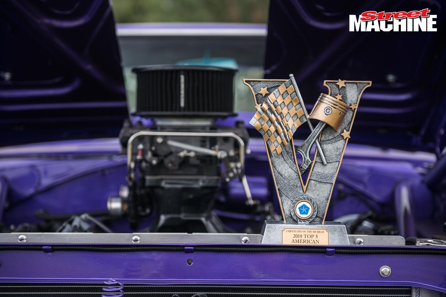 Plymouth GTX Engine Trophy Nw Jpg