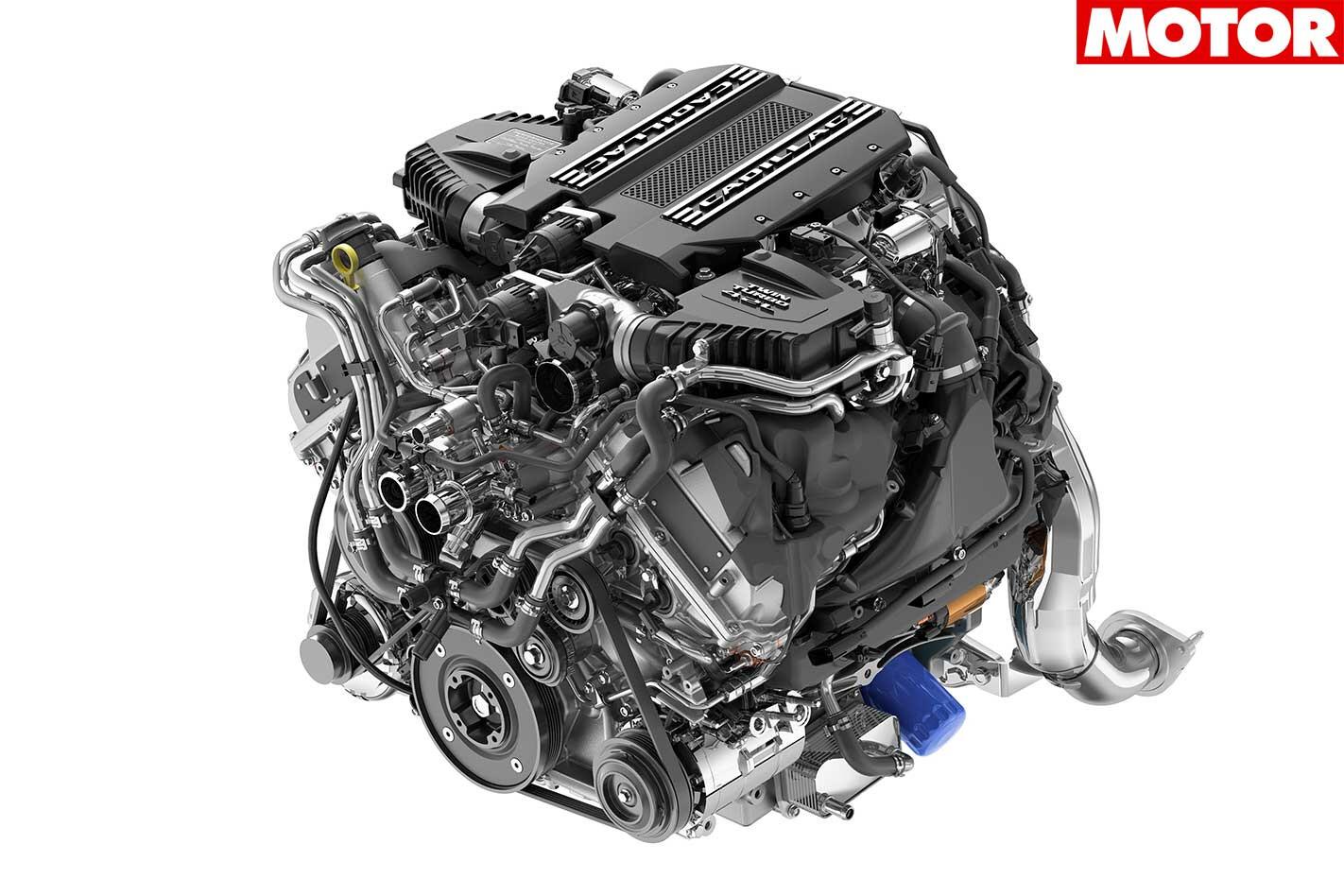 2018 Cadillac Ct 6 V Sport Powertrain Jpg