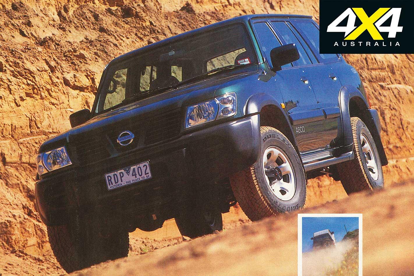 2002 Nissan Patrol ST 4800 Jpg