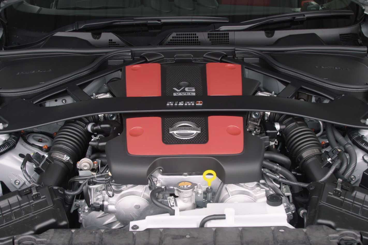 N Issan 370 Z Nismo Engine Jpg
