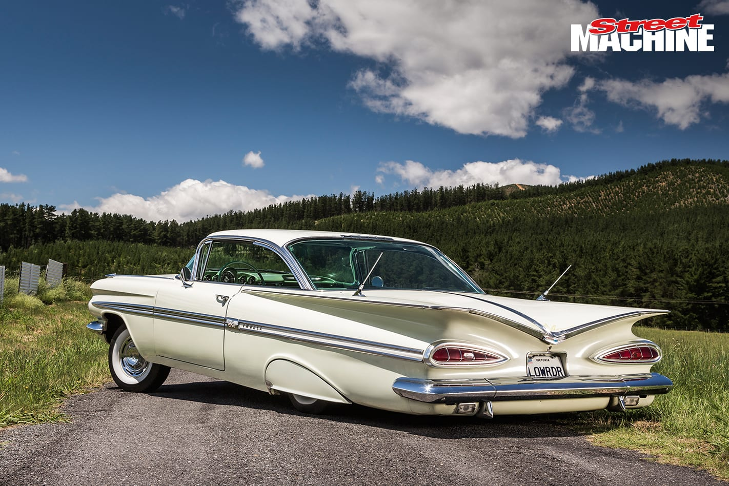 59 Chevy Impala Coupe 5 Nw