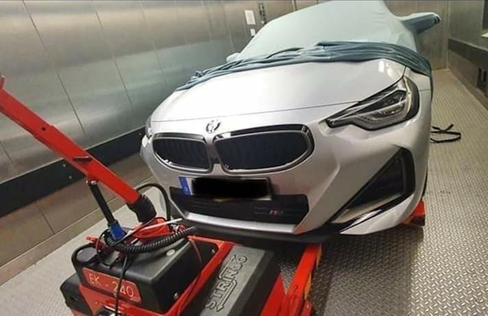 BMW G42 2 Series Coupe
