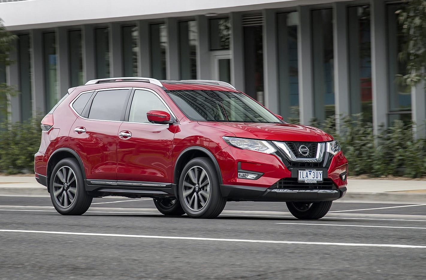 2017 Nissan X-Trail TL Quick Review