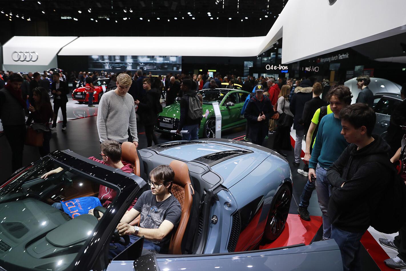 Geneva Motorshow 2020 Jpg
