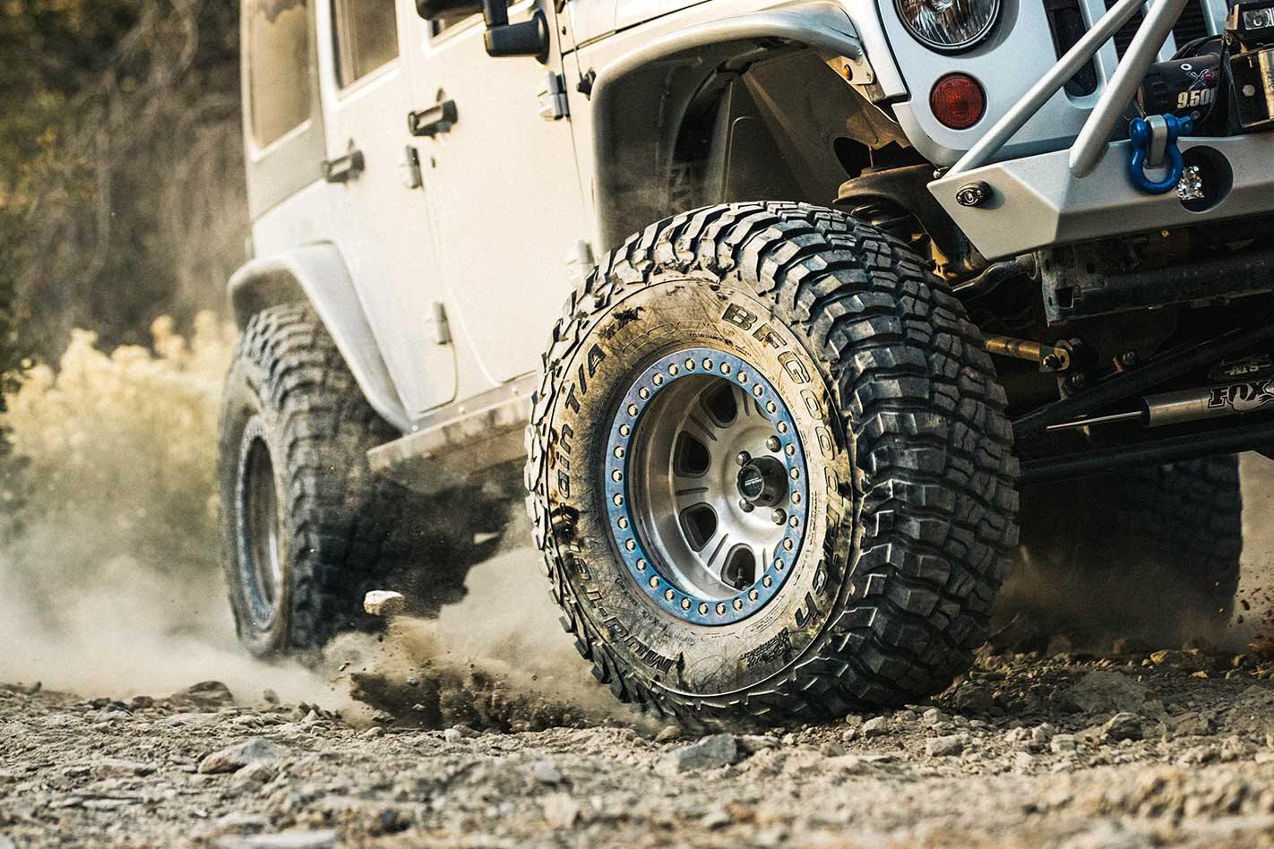 BF Goodrich KM 3 Tyres Tested Jpg