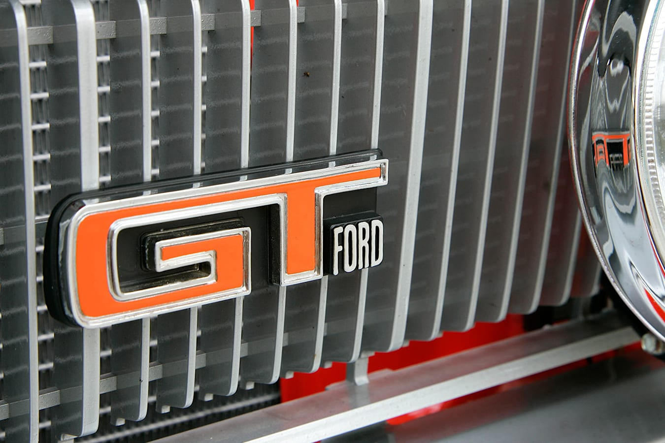 Ford Fairmont XY GT grille
