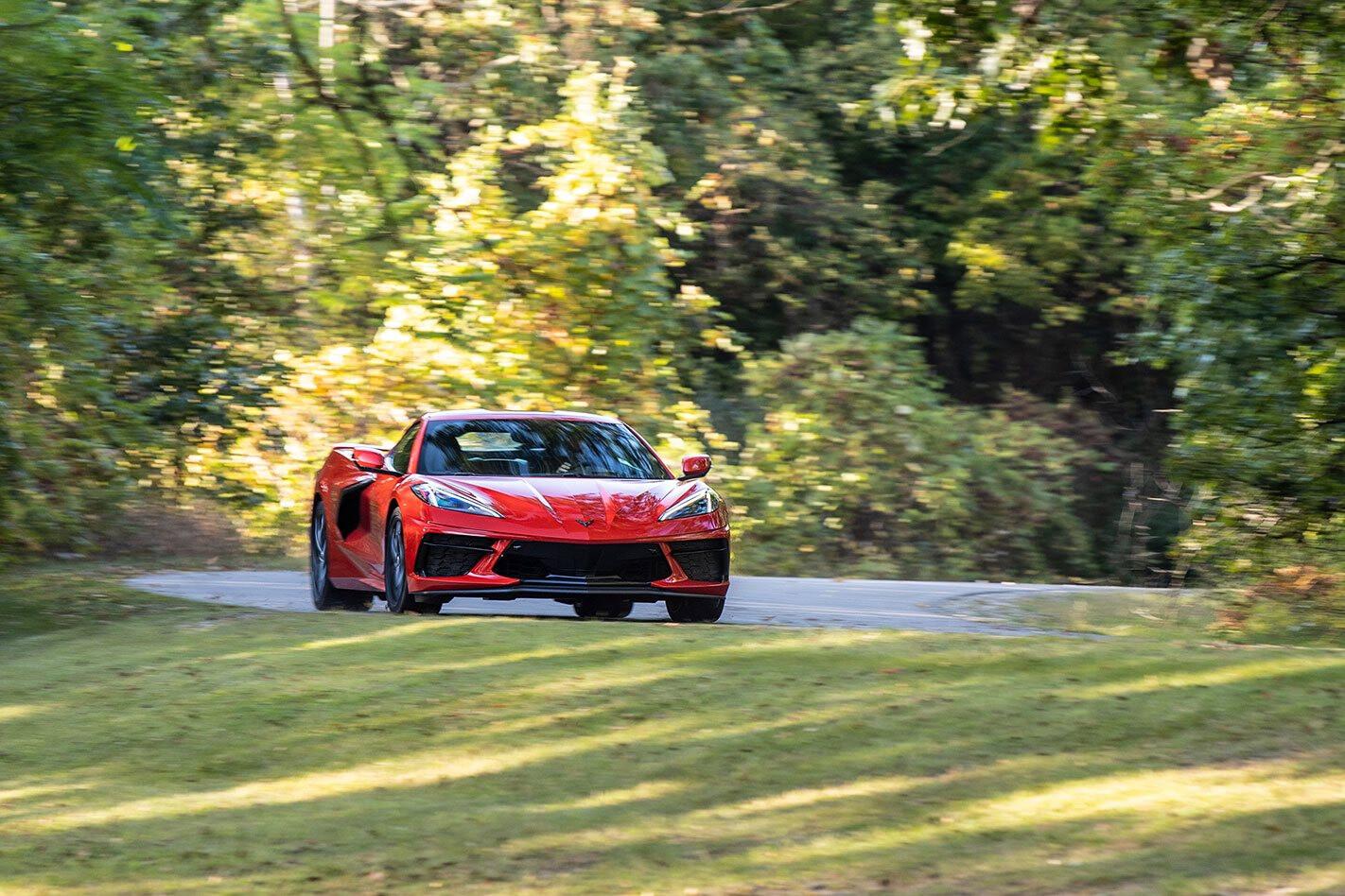 Chevrolet Corvette C8 review