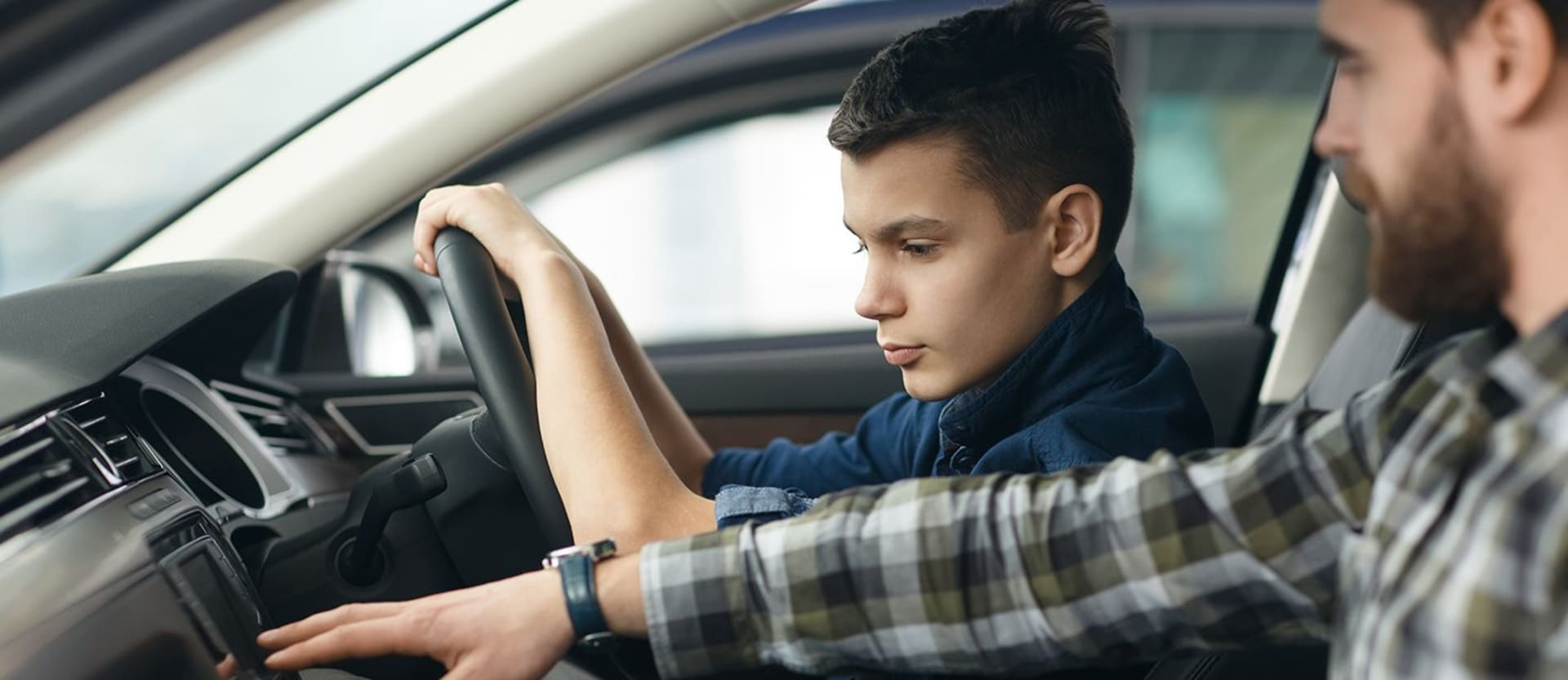 8 top tips for teaching a learner driver