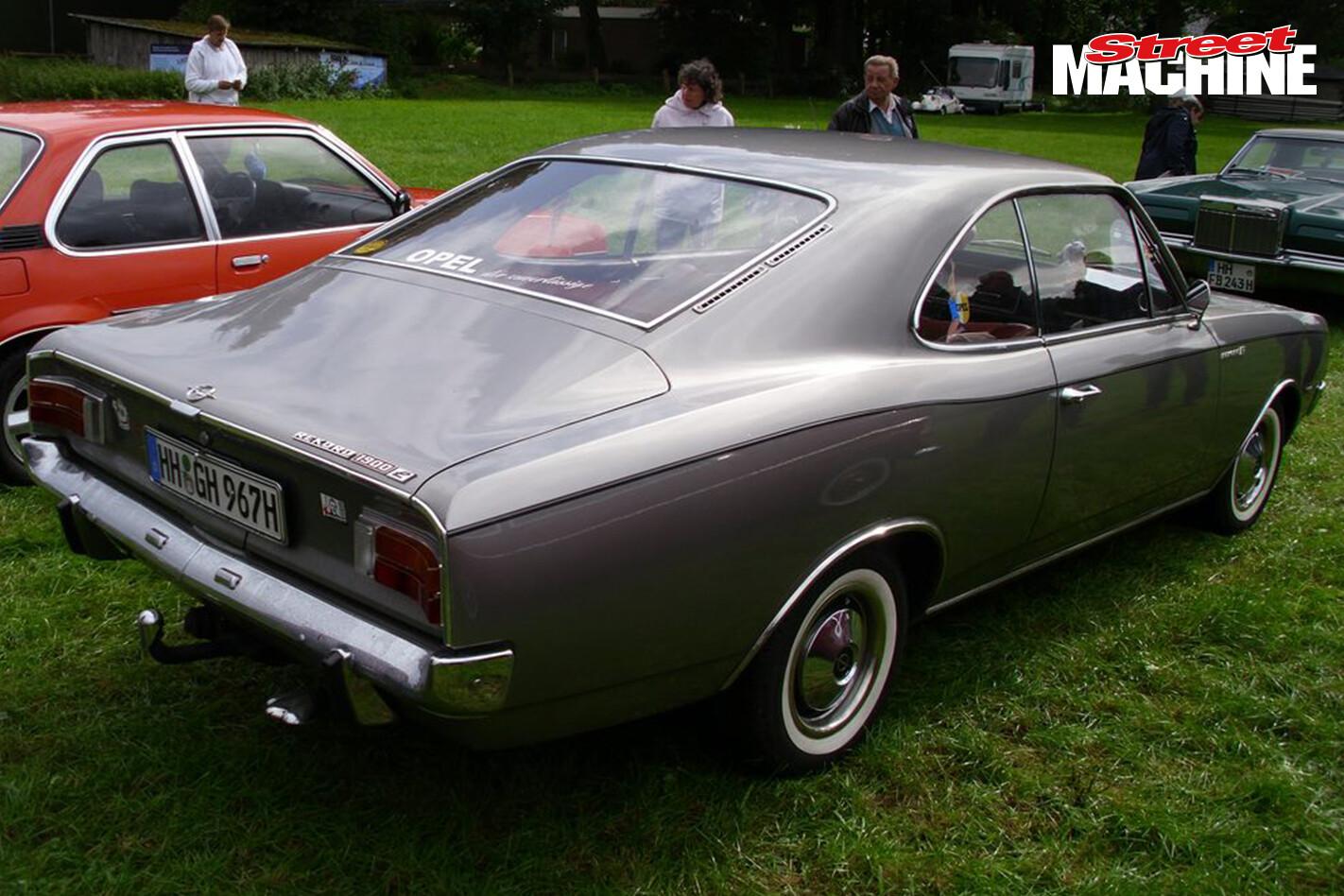 Opel 347 Diplomat V8 7 Nw
