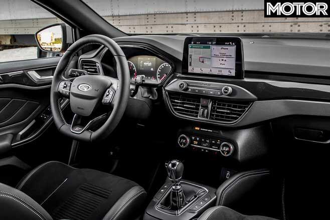 2020 Ford Focus ST Interior Jpg