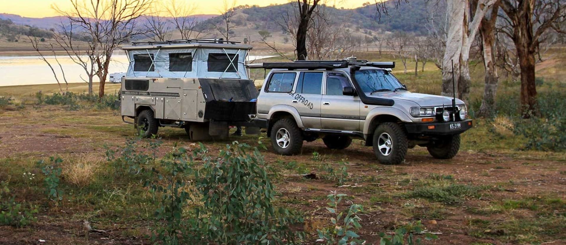 Nundle NSW 4x4 travel guide