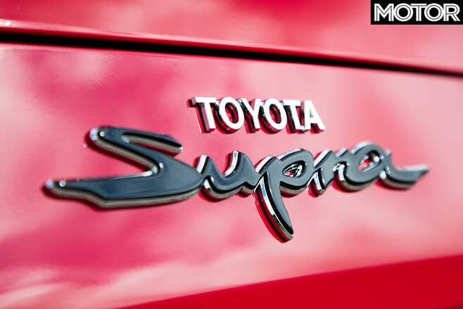 2020 Toyota GR Supra Nameplate Jpg