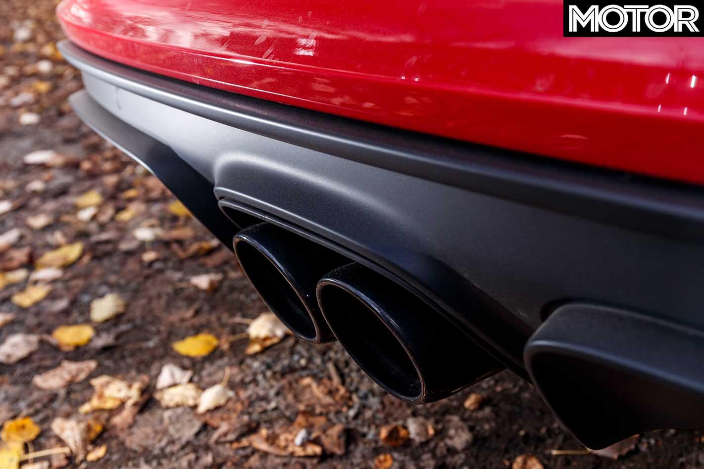 2018 Porsche 718 Cayman GTS Exhaust Jpg