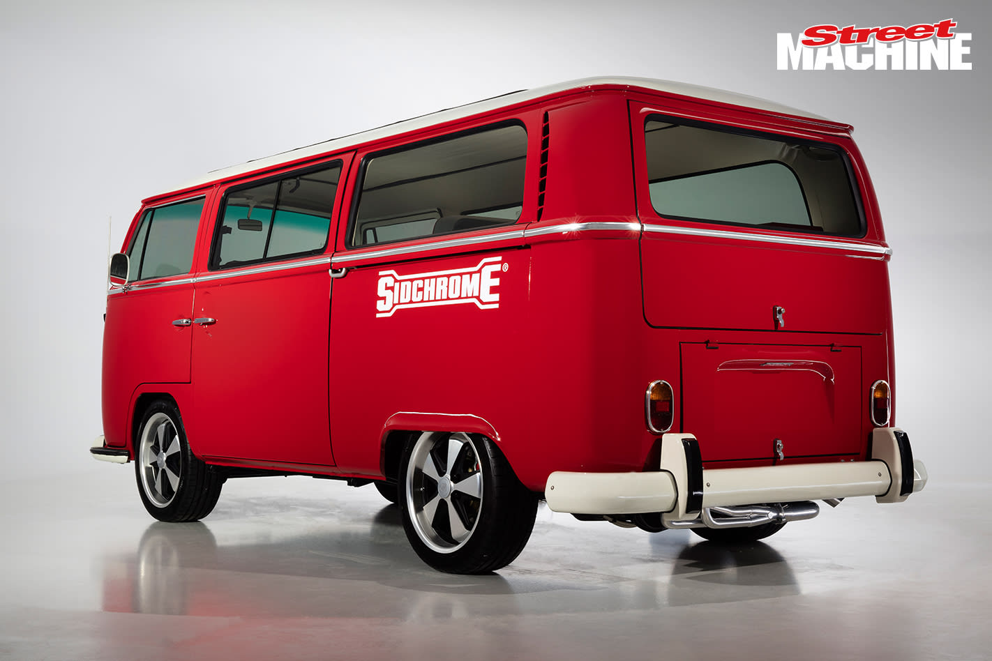 VW Kombi Sidchrome Nw