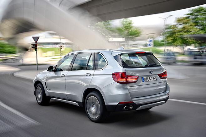 BMW X5 Plug in Hybrid