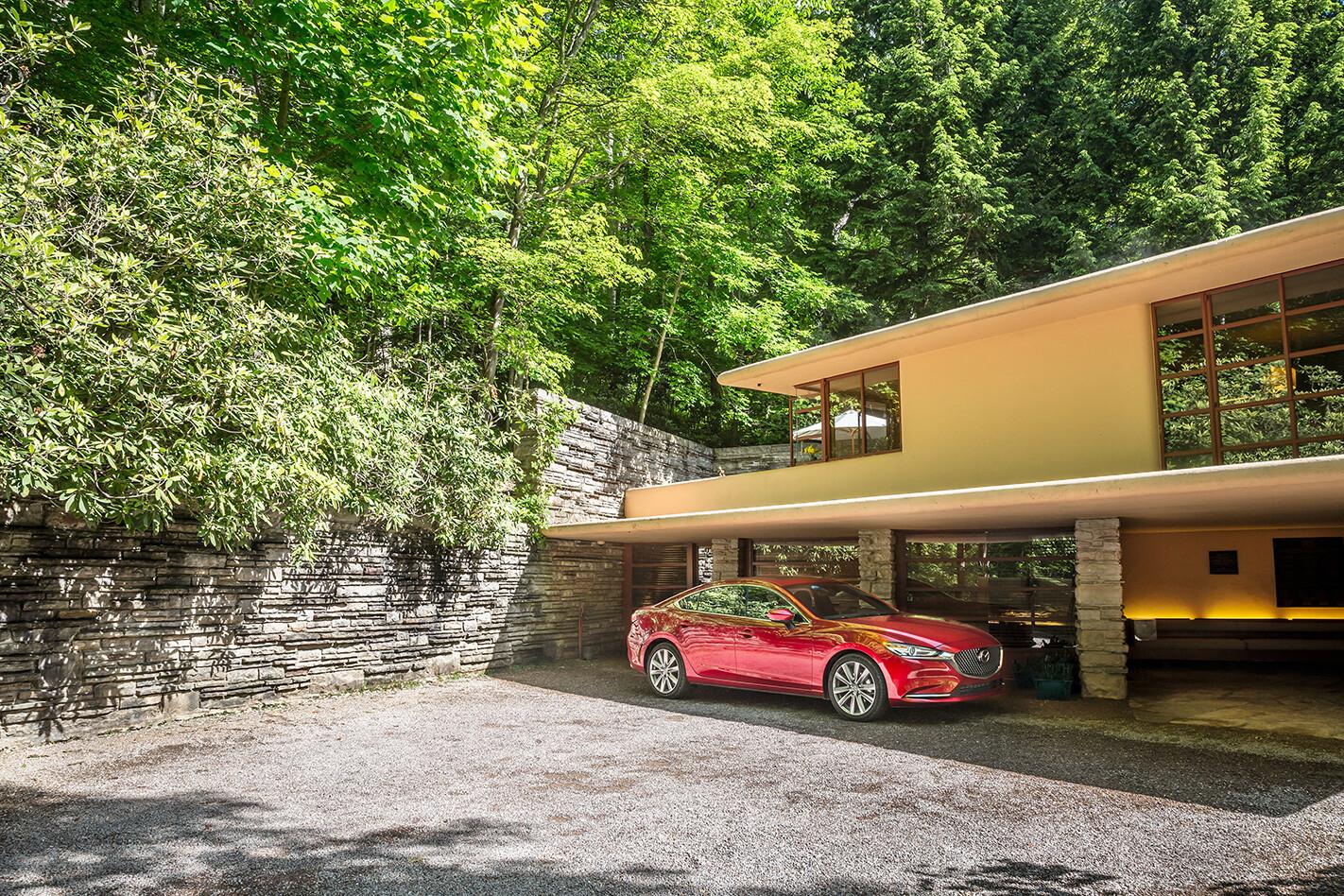 Mazda 6 Driveway Side Jpg
