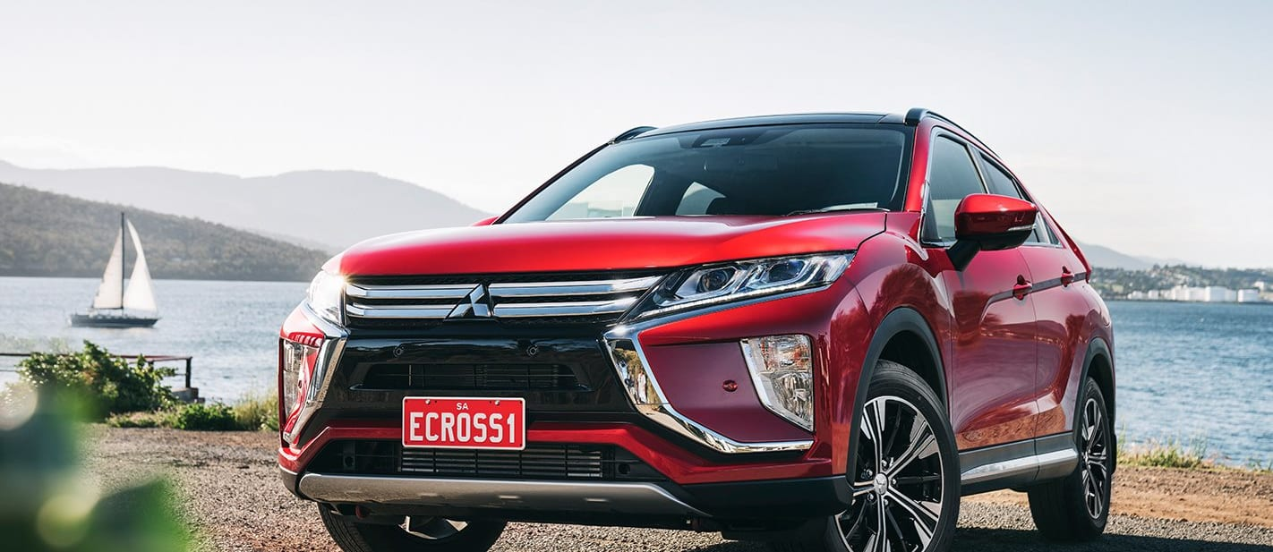 2018 Mitsubishi Eclipse Cross on sale from $30,500