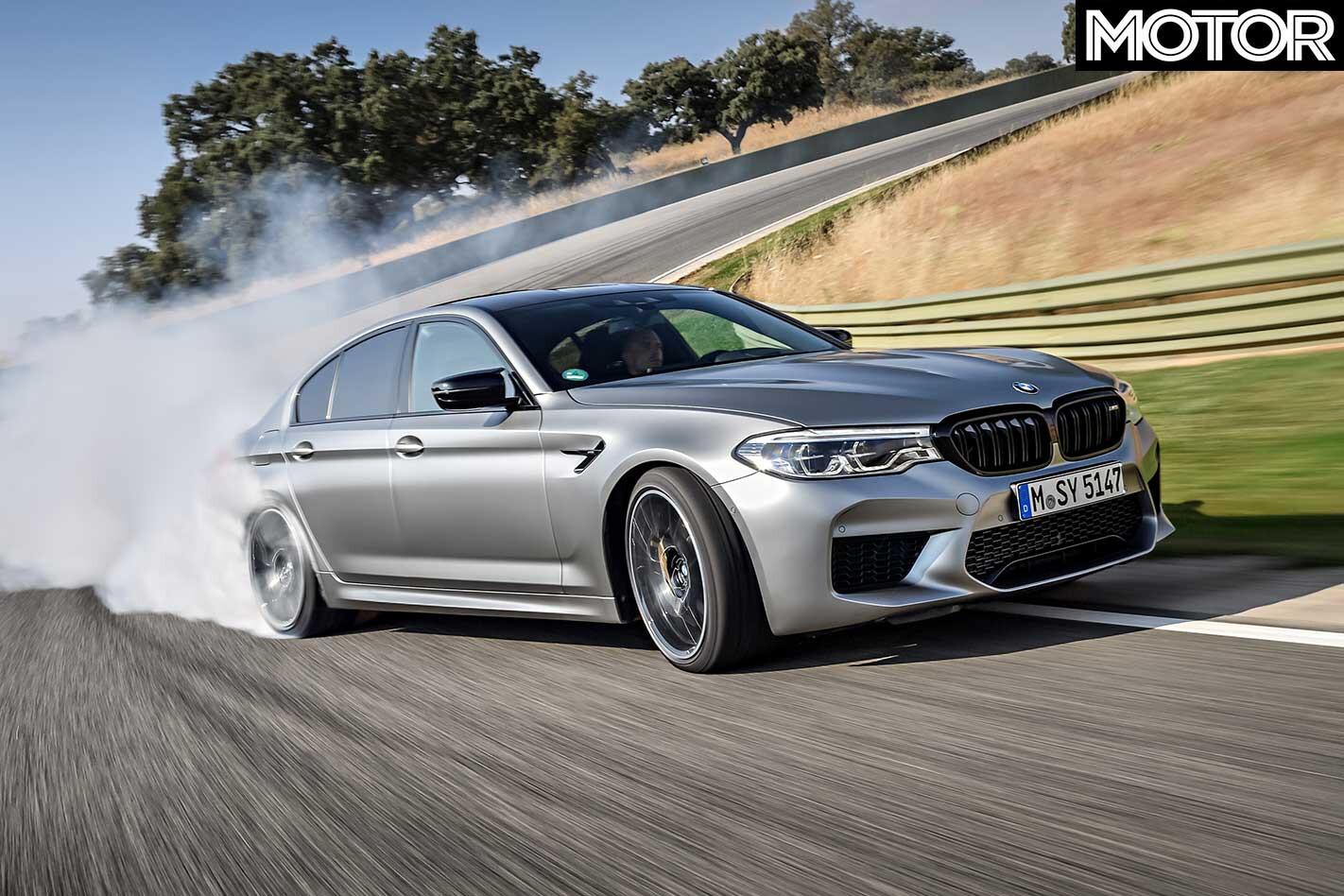 BMW M 5 Competition Jpg