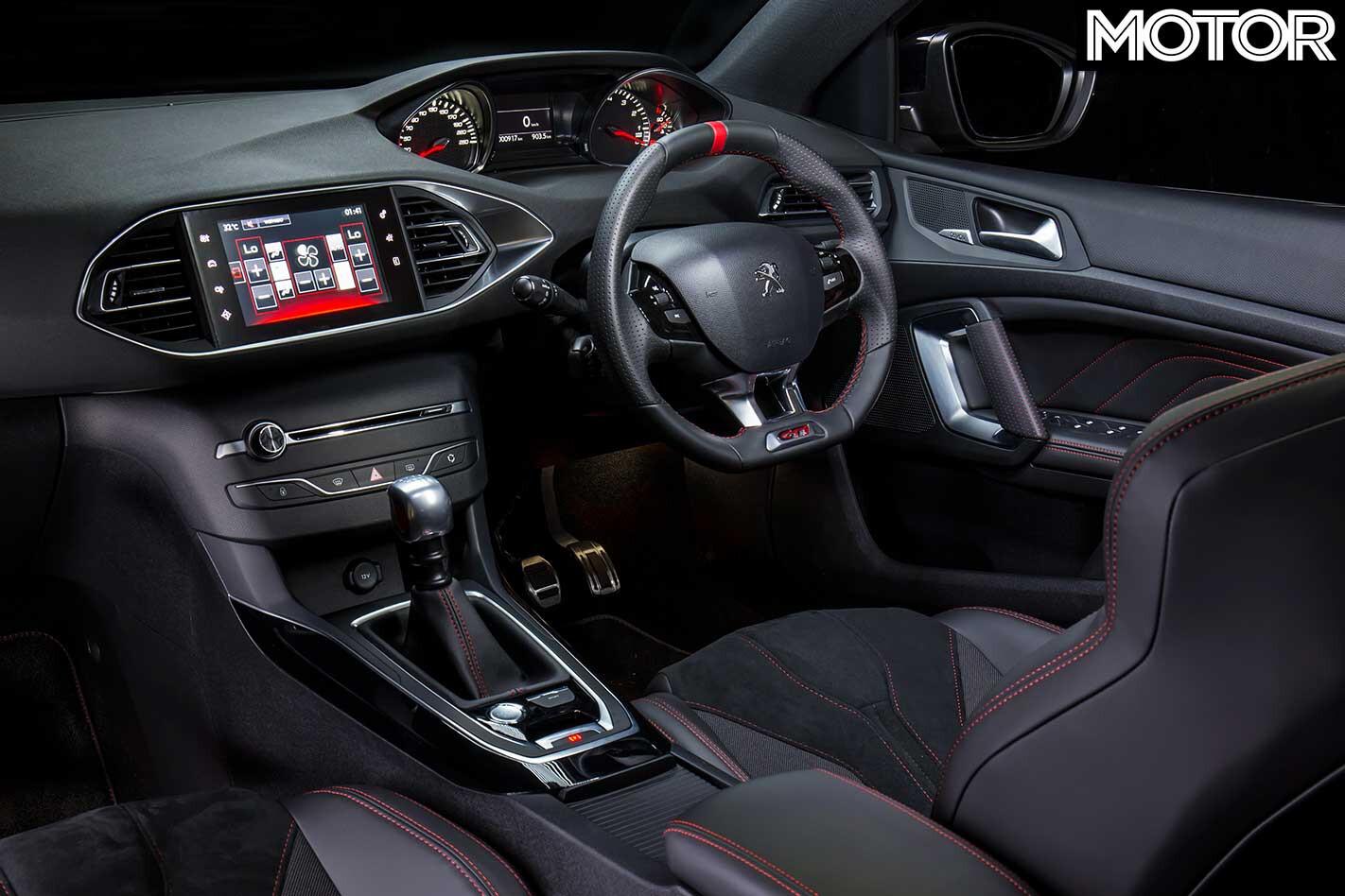2018 Peugeot 308 Gti 270 Interior Jpg