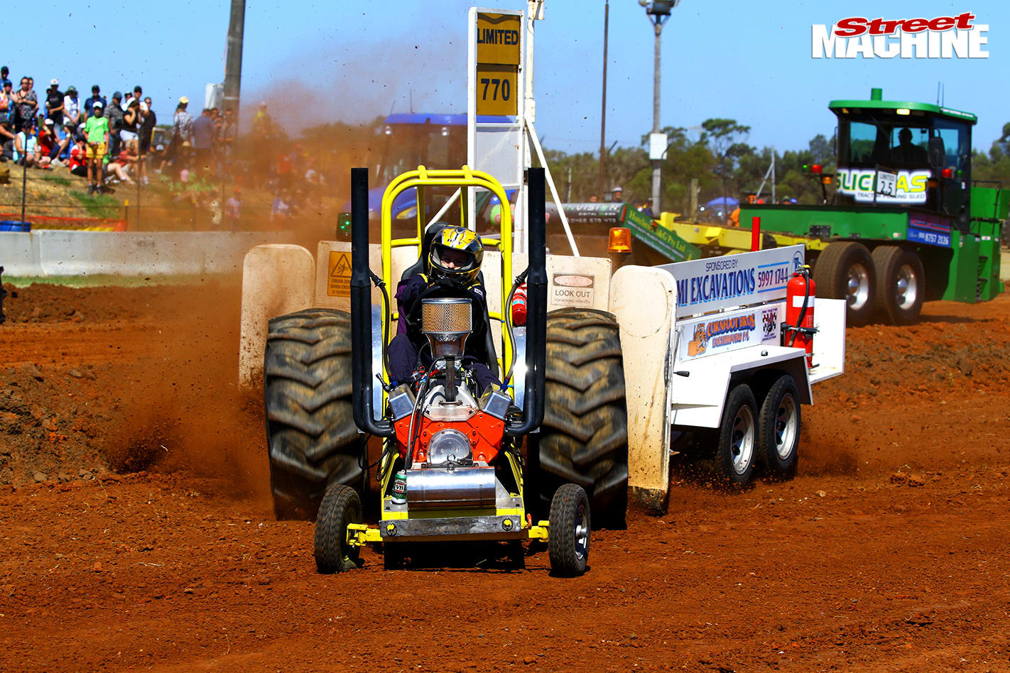 Tooradin -tractor -pull -9-2