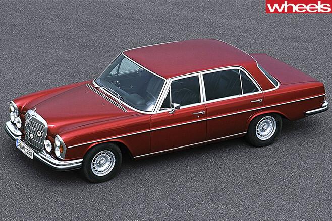 Mercedes -Benz -SEL-63