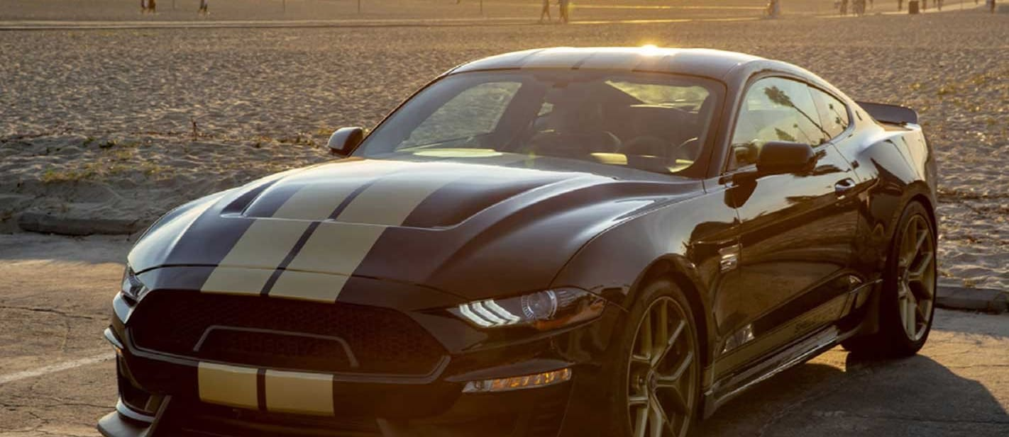 2019 Shelby Mustang GT revealed