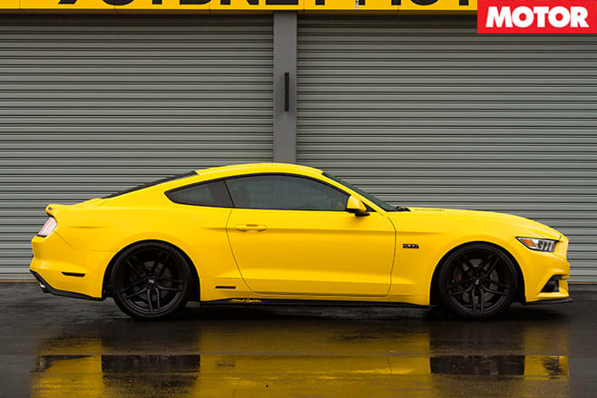 Hennessey Streetfighter Stang