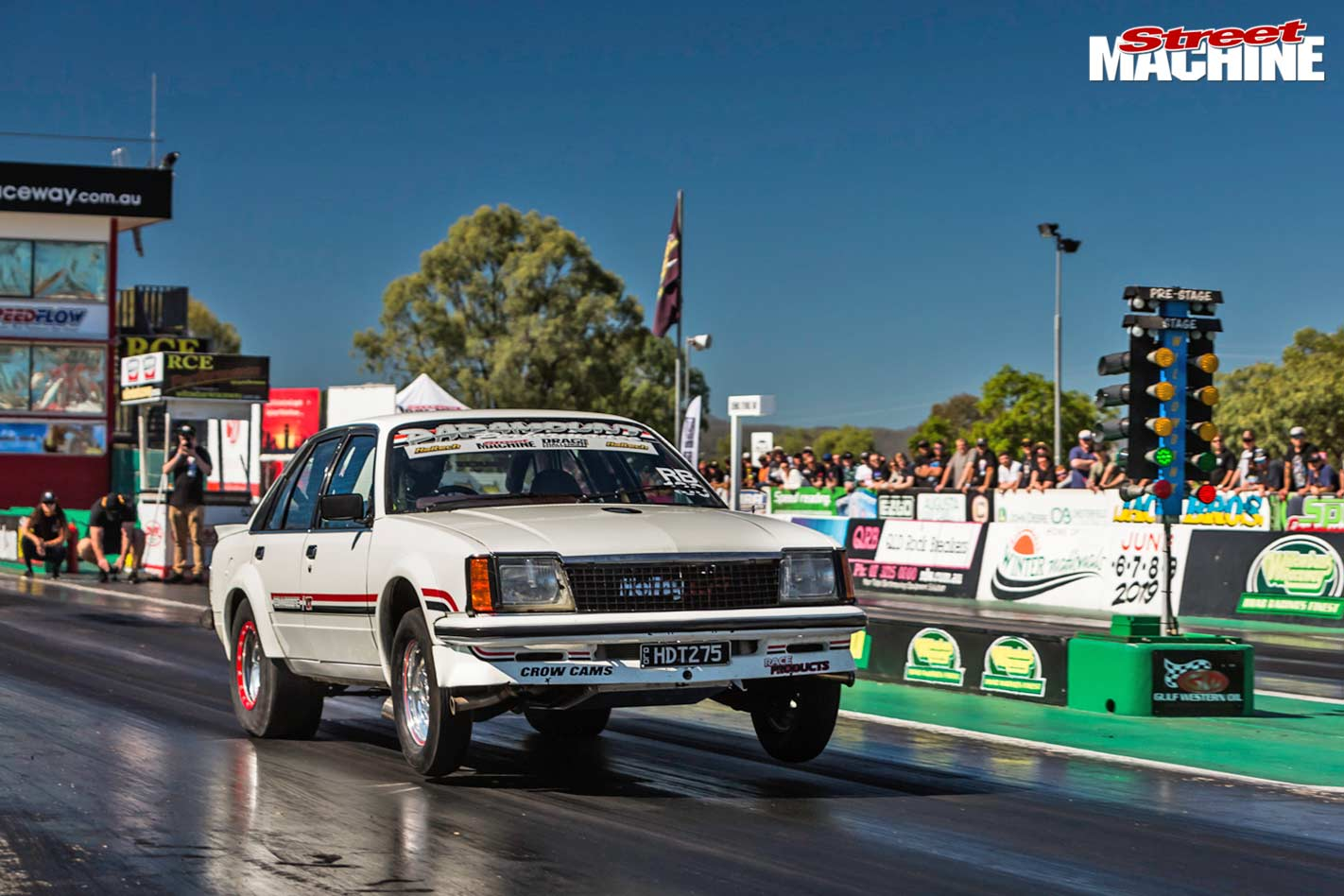 Terry Seng holden vc commodore dcw 2019